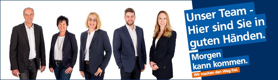 Immobilien finden mit Ihrer VR-Immobilien Erding GmbH