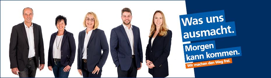 Über Ihre VR-Immobilien Erding GmbH